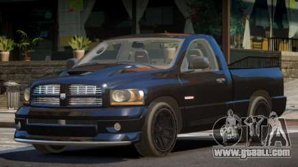 Dodge Ram TR for GTA 4