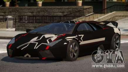 Lambor Reventon GRS PJ4 for GTA 4