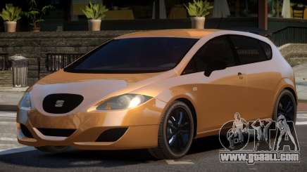 Seat Leon Cupra RS for GTA 4