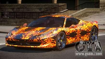 Ferrari 458 PSI PJ1 for GTA 4