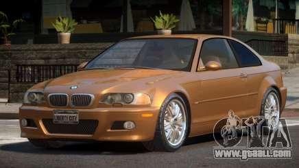 BMW M3 E46 Z-Tuned for GTA 4