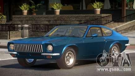 1978 Puma GTB for GTA 4