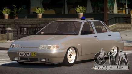 Lada 2110 Spec for GTA 4
