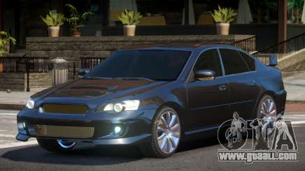 Subaru Legacy RT for GTA 4