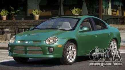 Dodge Neon ST for GTA 4