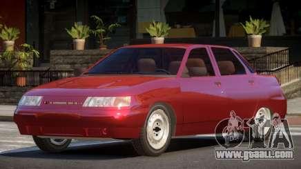 Lada 2110 V1.0 for GTA 4