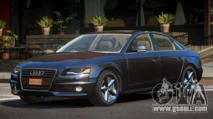 Audi A4 E-Style for GTA 4