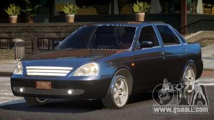 Lada Priora SK for GTA 4