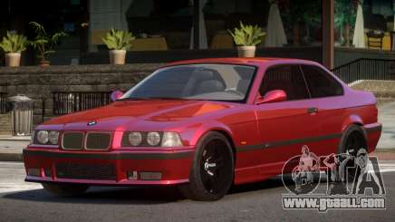 BMW M3 E36 ZT for GTA 4