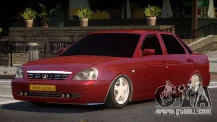Lada Priora 2170 TR for GTA 4