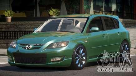 Mazda 3 HK for GTA 4