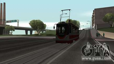 LM-99AVN for GTA San Andreas