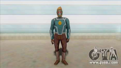 Star Lord MFF for GTA San Andreas