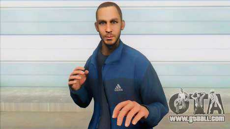 Adrian Skin for GTA San Andreas
