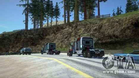 Real Traffic Fix v2.1.1 beta for GTA San Andreas