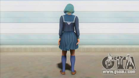 Tamaki Sailor Uniform for GTA San Andreas