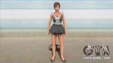 Hot Kokoro Maid for GTA San Andreas