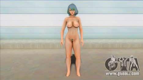 DOA6 Tamaki Nude for GTA San Andreas
