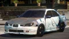 Subaru Impreza STI GS L3 for GTA 4