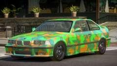 1992 BMW M3 E36 L4 for GTA 4