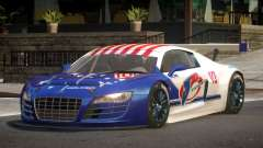 2010 Audi R8 LMS PJ2 for GTA 4