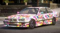 1992 BMW M3 E36 L8 for GTA 4