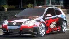Volkswagen Golf GTI Drift PJ4 for GTA 4