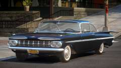 1961 Chevrolet Impala Old for GTA 4