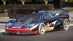 1998 McLaren F1 PJ4 for GTA 4