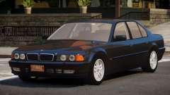 1997 BMW 750i E38 for GTA 4