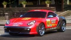 Porsche Cayman R-Tuned L4 for GTA 4