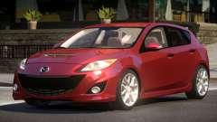 Mazda 3 HKS for GTA 4