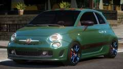 Fiat 500 Abarth HK for GTA 4