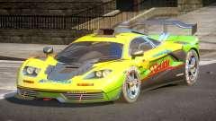 1998 McLaren F1 PJ3 for GTA 4