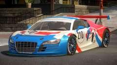 2010 Audi R8 LMS PJ3 for GTA 4