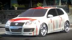 Volkswagen Golf GTI Drift PJ1 for GTA 4