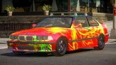 1992 BMW M3 E36 L7 for GTA 4