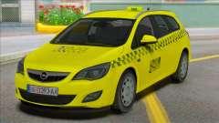 Opel Astra J Kombi Taxi
