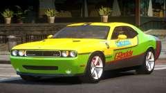 Dodge Challenger SRT8 GST L6 for GTA 4