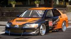 Mitsubishi Lancer Drift PJ6 for GTA 4