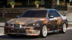 Subaru Impreza STI GS L7 for GTA 4