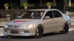 Mitsubishi Lancer IX LT for GTA 4