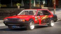 1985 Audi 80 B2 PJ4 for GTA 4