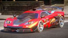 1998 McLaren F1 PJ5 for GTA 4