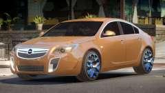 Opel Insignia BS for GTA 4