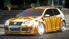 Volkswagen Golf GTI Drift PJ7 for GTA 4