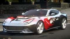 Ferrari F12 BS Drift L6 for GTA 4