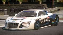 2010 Audi R8 LMS PJ5 for GTA 4