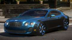 2010 Bentley Continental GT for GTA 4
