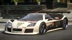 Gumpert Apollo Drift L8 for GTA 4